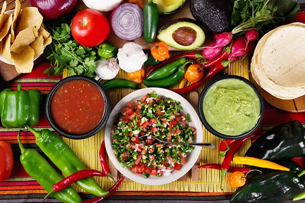 Mexican food to lose weight flaca forever - Comida sana para adelgazar ...
